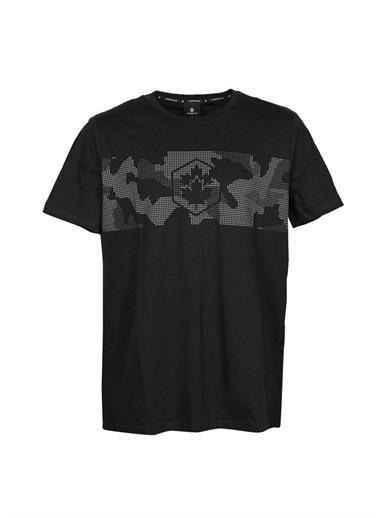 Lumberjack Tişört Siyah